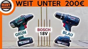 Bosch Oberfräse Blau : der akkuschauber test bosch gr n gegen blau psr 18 li 2 gegen gsr 18 2 li plus youtube ~ Orissabook.com Haus und Dekorationen