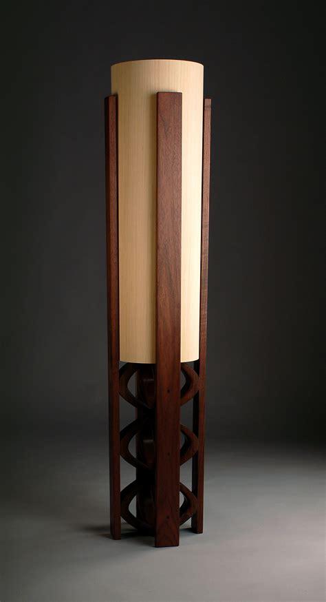 galene  kyle dallman wood floor lamp artful home