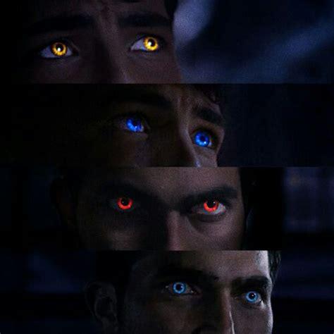 hale eye color derek hale s by k we it