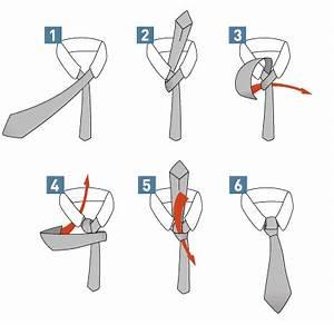 Comment Nouer Une Cravate : n ud demi windsor ~ Melissatoandfro.com Idées de Décoration