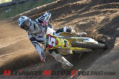 Ama Motocross Dungey Jumps Into History