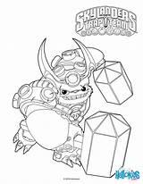 Coloring Skylanders Pages Team Trap Fun Random Wallop Simply Skylander These Portal Characters Toys sketch template