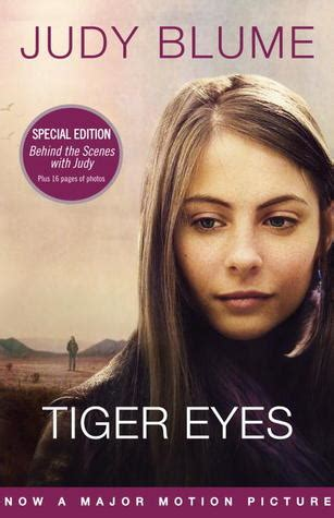 tiger eyes  judy blume reviews discussion bookclubs lists