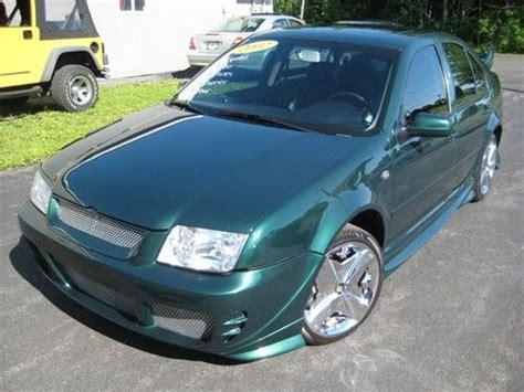 Buy Used 2002 Volkswagen Jetta Gls Sedan 4-door 1.8l In