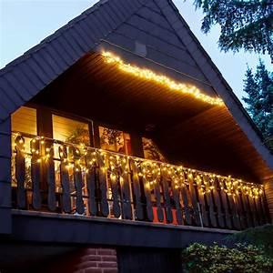 Lichterkette Balkon Sommer : lichterkette balkon weihnachten schick gpie comite ~ A.2002-acura-tl-radio.info Haus und Dekorationen