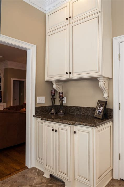 sherwin williams accessible beige kitchen traditional