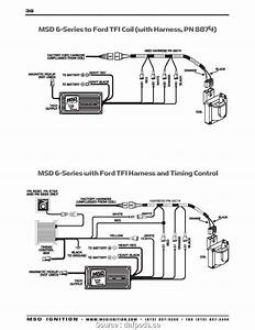He 3741  Msd 6al Wiring Harness Download Diagram