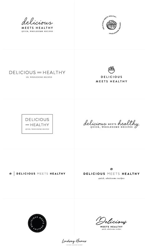 Let us help you design a logo that perfectly encompasses all of the delicious treats and baked goods you create for your customers. Delicious Meets Healthy Food Blog Design Project | Logo ...