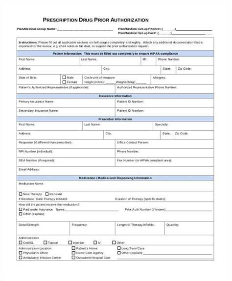 molina prior authorization form pdf