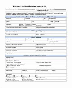 Free 40  Blank Authorization Forms