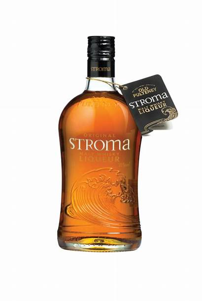 Liqueur Stroma Pulteney Whisky Whiskey Liqueurs Malt