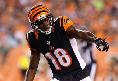A.j. Green Signs Extension