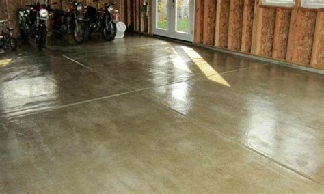 Garage Floor Sealers   From Acrylic to Epoxy Coatings