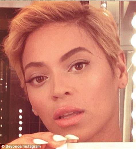 Beyoncé Loses Hair: Weaves and Extensions Swapped For