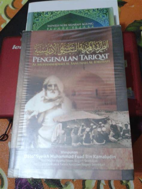PapayaCikooCikoo: PENGENALAN TAREKAT AHMADIAH AL-IDRISIAH ...