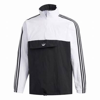 Zip Adidas Anorak Outline Half Windbreaker Regenjacke