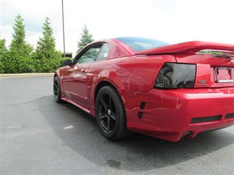 Sell Used 02 Ford Mustang Gt Saleen In Utica, Michigan