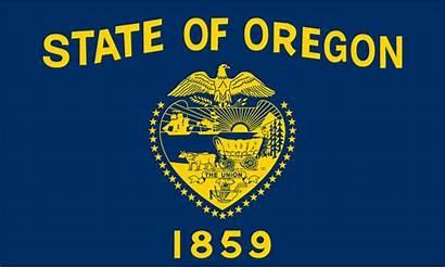 Oregon Usa Svg Flag