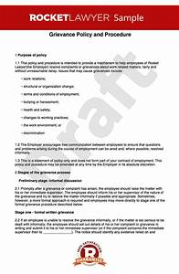 grievance letter template acas formal grievance letter With acas templates
