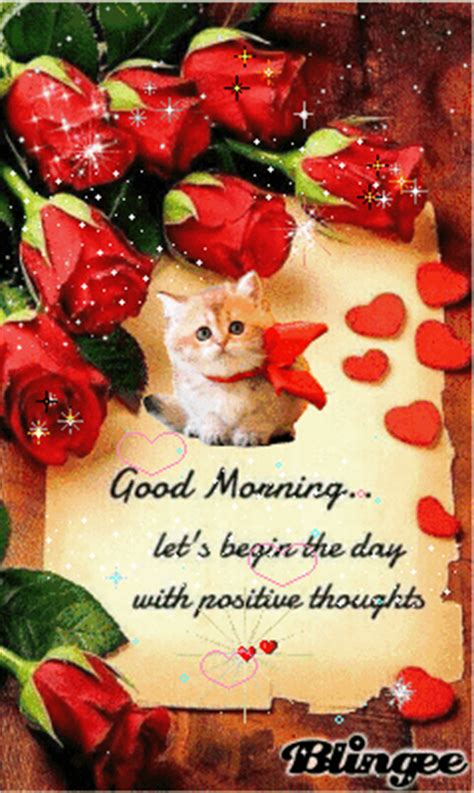 good morninglets   day  positive thoughts