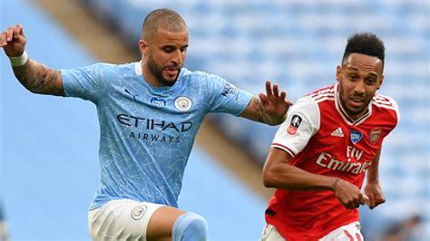 Carabao Cup quarter-finals: Arsenal vs Manchester City ...