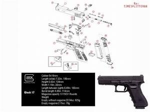 Glock 17 Diagram By Timesplitter88 On Deviantart