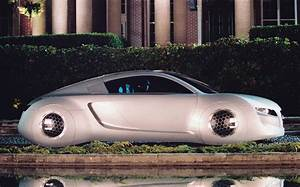 Audi RSQ (from 'I, Robot') | Strange Vehicles | Diseno-Art