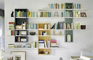 Libreria soggiorno a muro Raffaello Arredo Design Online