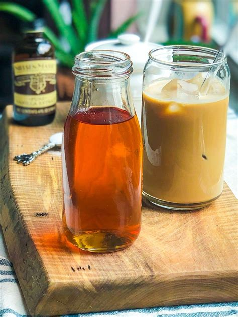 Simply syrups are proudly made in the uk and come in a wide range of flavours. Salted Caramel Coffee Syrup   Caramel coffee syrup, Caramel syrup recipe, Coffee recipes