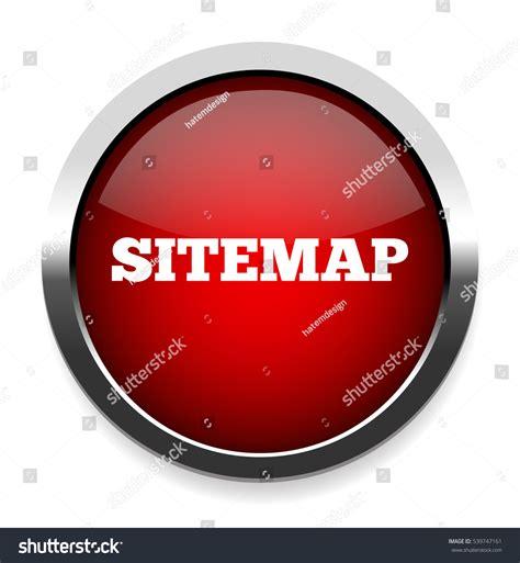 Sitemap Icon Stock Vector Illustration 539747161