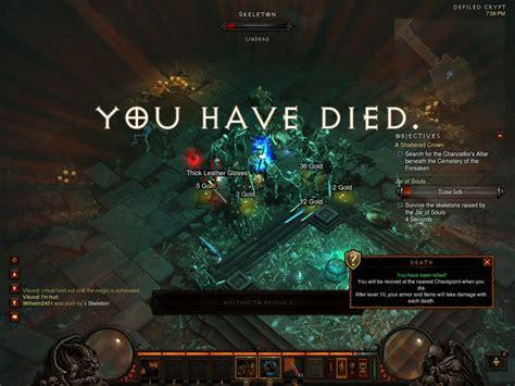 Diablo 3 Death Penalty Statementwriterwebfc2com
