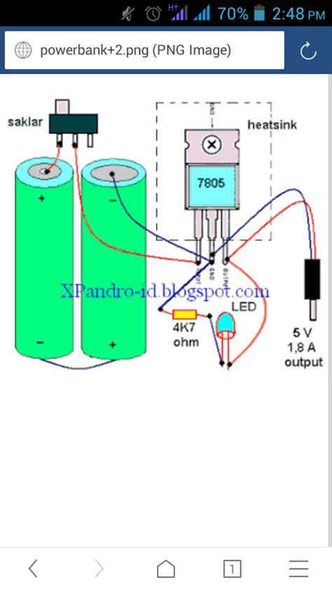 Lithium Ion Battery Charger Circuit Diagram