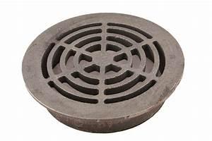 Couvercle De Regard En Fonte : grille ronde fonte pour tuyaux pvc achat en ligne ou dans ~ Nature-et-papiers.com Idées de Décoration