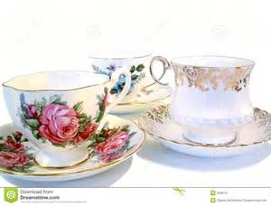 Fancy Tea Cup Clip Art