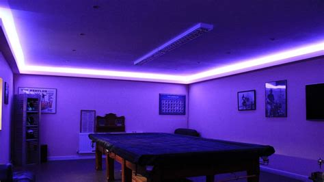 Led Lights For Room Ideas by Residential Led Lighting Renovated Farmhouse Project