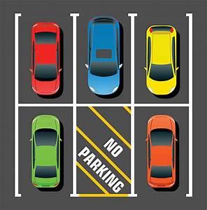Empty Parking Space Clip Art, Vector Images ...