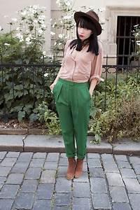 Couleur Qui Se Marie Avec Le Vert : avec quelle couleur associer un panatlon vert forums madmoizelle ~ Voncanada.com Idées de Décoration