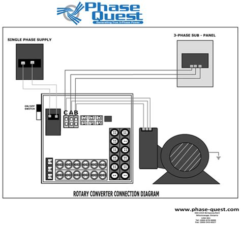 Wiring Diagrams Phase Quest Inc