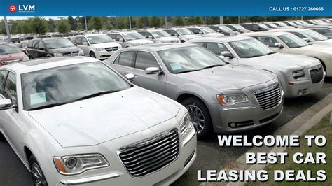 Types Of Car Leasing Finance Methods