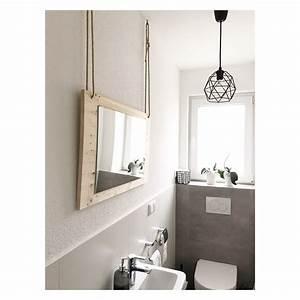 Spiegel Für Gäste Wc : diy spiegel handgemachte spiegel badezimmer ideen ikea und bad hacks ~ Watch28wear.com Haus und Dekorationen