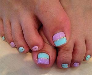 Easy & Cute Toe Nail Art Designs & Ideas 2013/ 2014 For ...