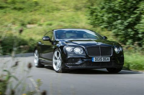 bentley continental gt speed review autocar