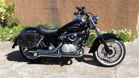 honda shadow 125 125 honda shadow youtube