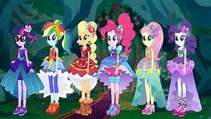MY LITTLE PONY Equestria Girls Transforms Into Legend Of