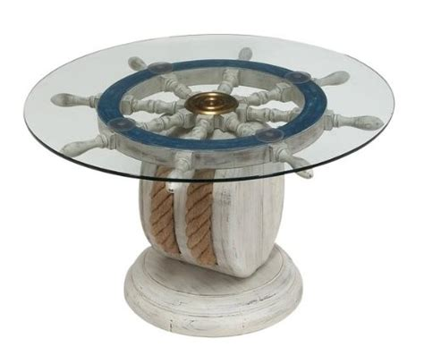 small nautical table ls nautical end tables foter