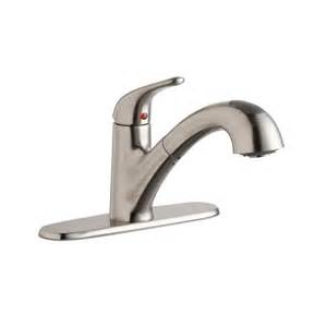 Elkay Kitchen Faucet Elkay Lk5000ls Elkay Everyday Pull Kitchen Faucet Ebay