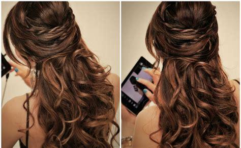 simple hairstyles  long hair hairstyle  women