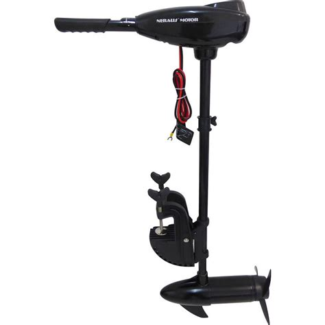 Electric Outboard Boat Motors Reviews by Electric Outboard Trolling Motor Engine 86lb Buy