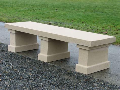 small concrete garden benches pollera org