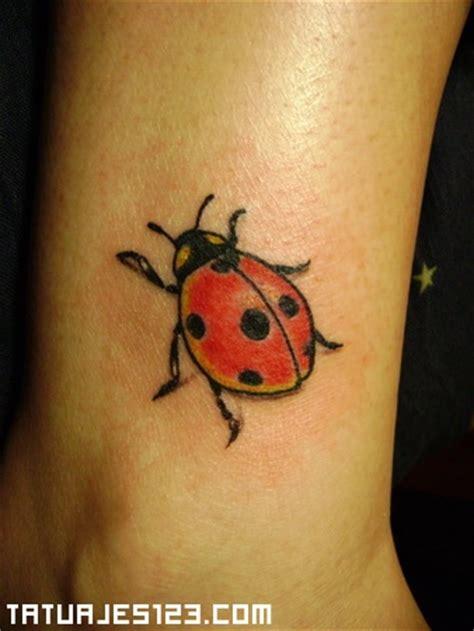 una mariquita tatuajes